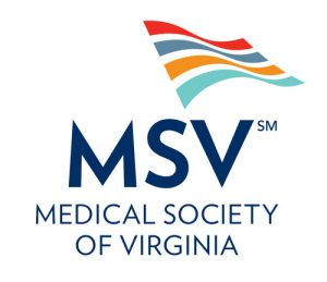 Medical Society of Virginia Logo